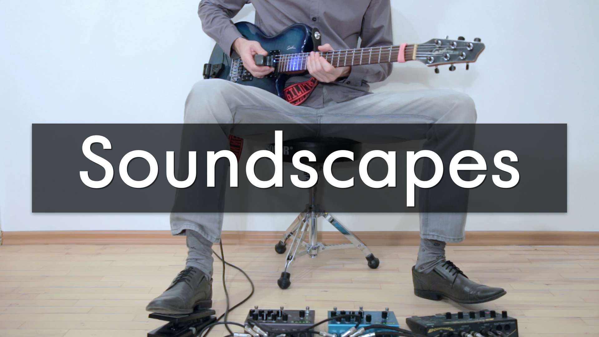 Construct your Soundscapes with a looper